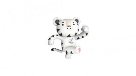 soohorang, winter olympics, pyeongchang korea, korean folklore, olympic mascot