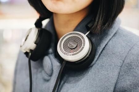 headphones, listening to music,
