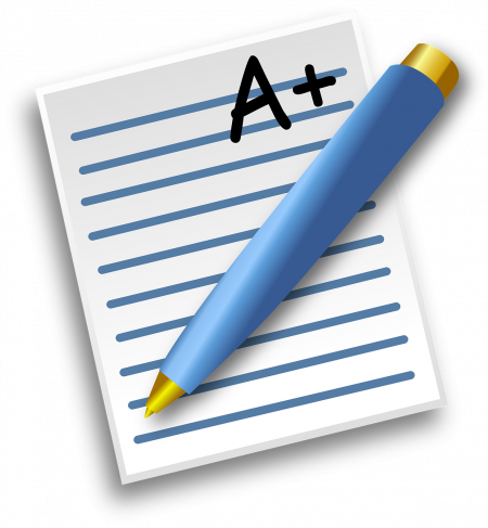 grade, straight-A student, study abroad application