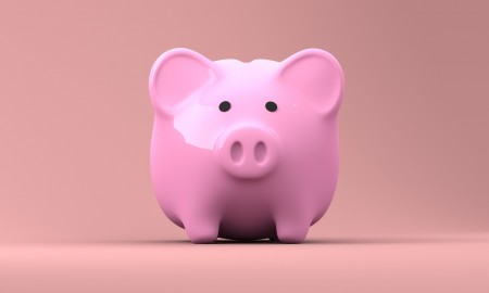piggy bank, pig, pink, money, savings