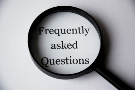 questions, paper, text, magnify, ask