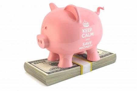 piggy, piggy bank, money, pink, change