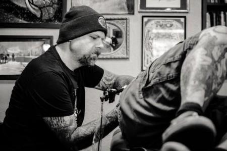 tattoo artist, tattoos, body art, getting a tattoo