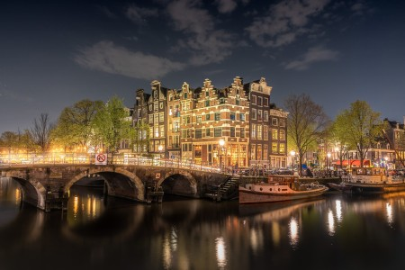 studying abroad in Amsterdam